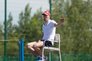 спартакиада 2018 Красноярск