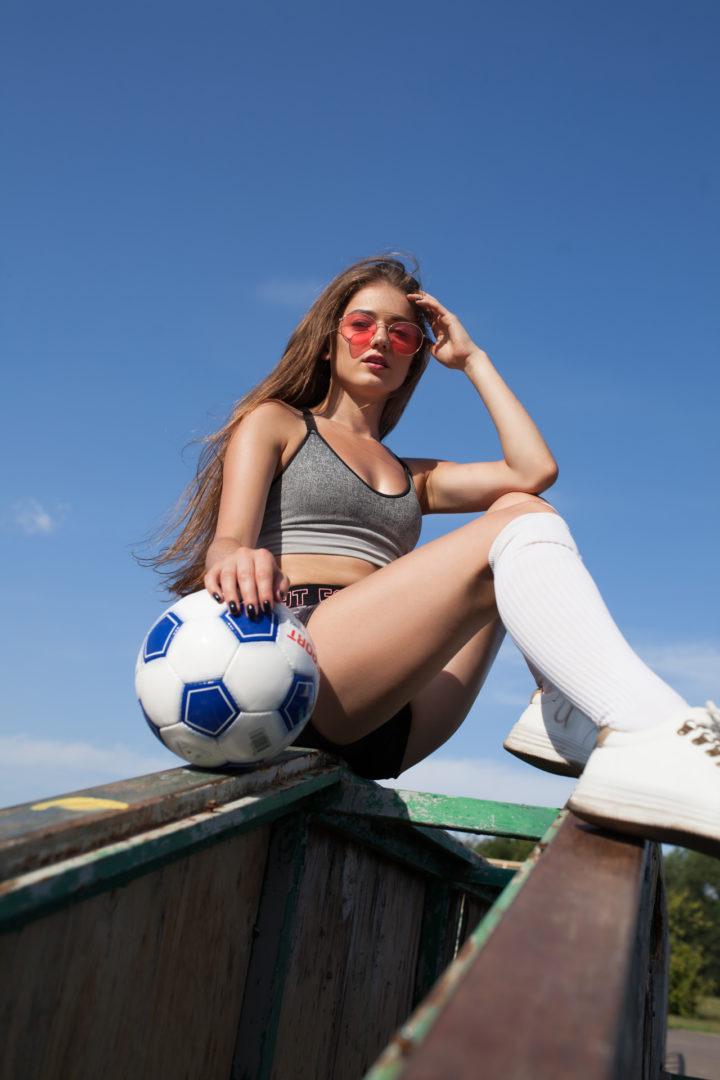 спортивные фотосессии в Красноярске