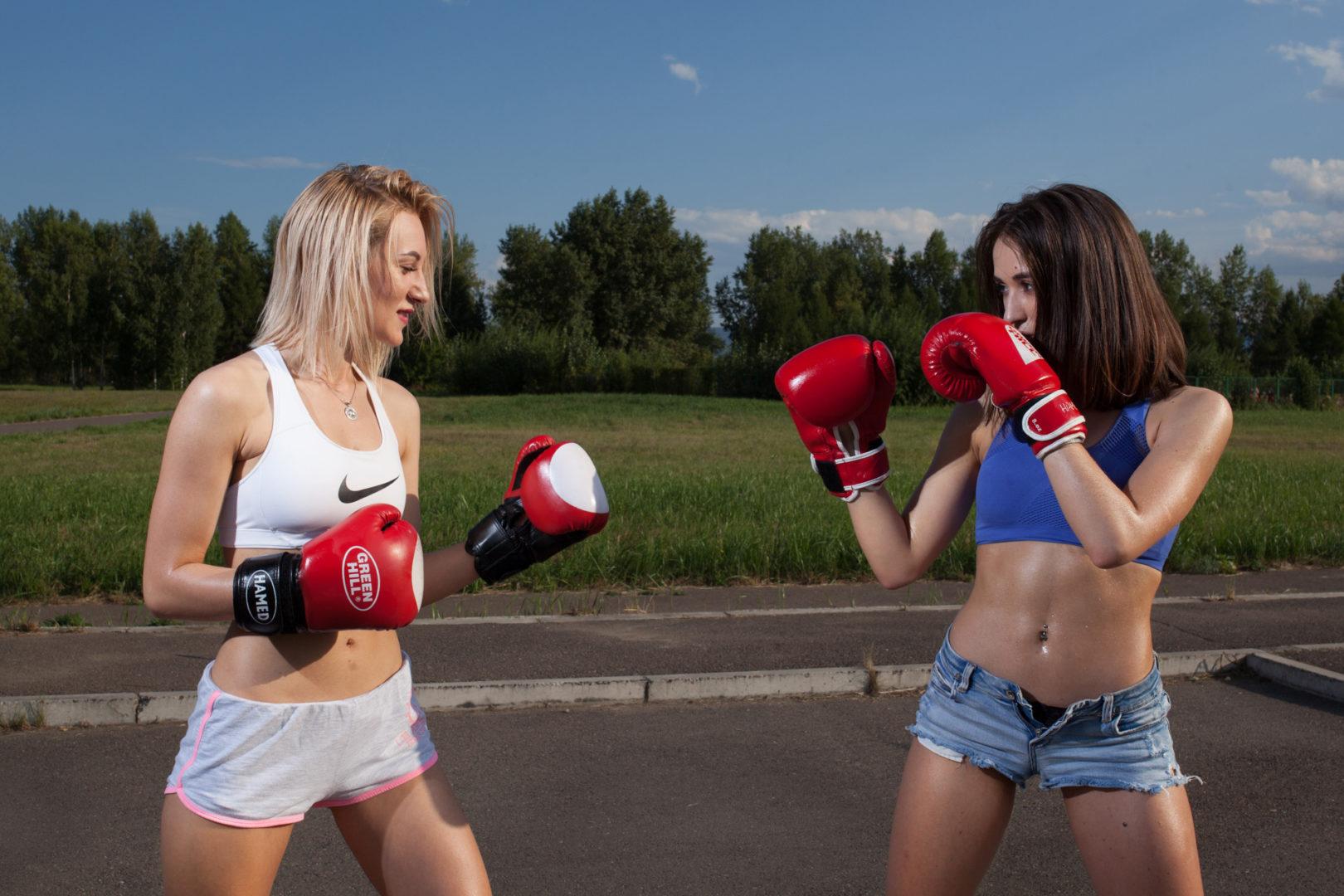 спортивная фотосессия в Красноярске