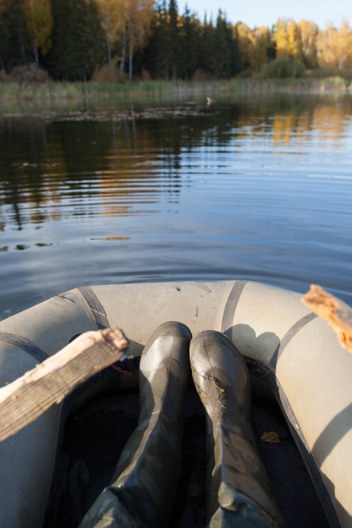 рыбалка в Красноярске