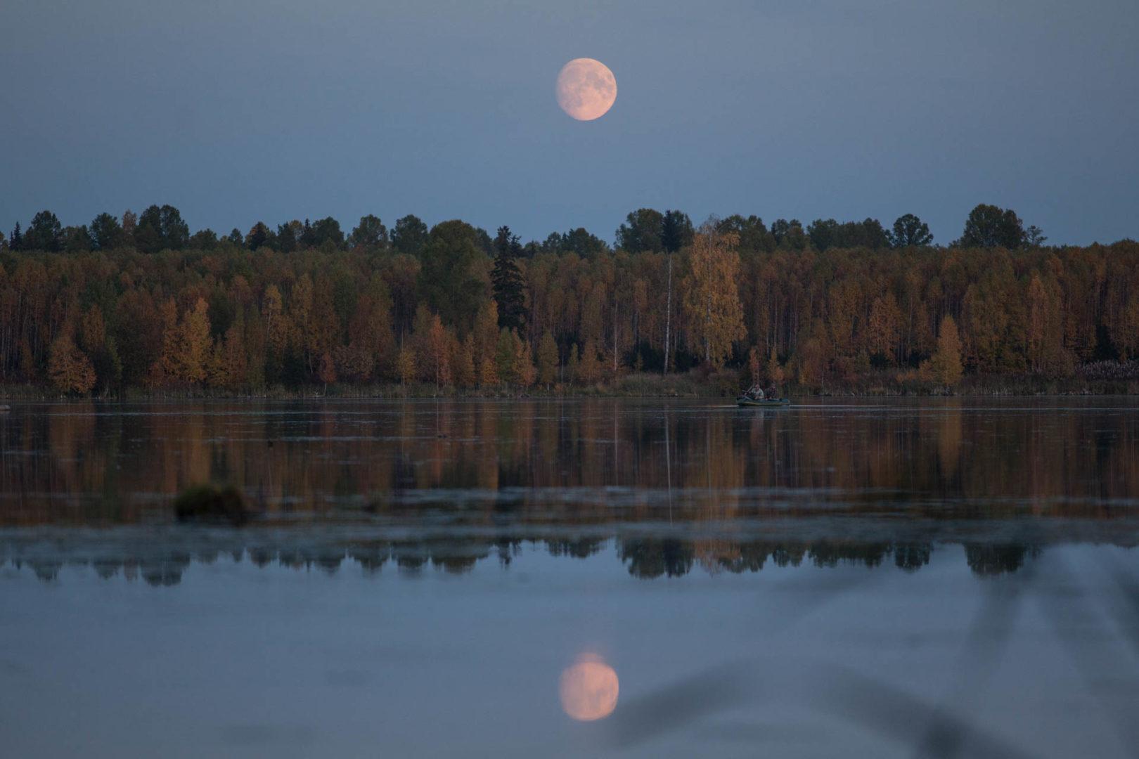 луна Красноярск