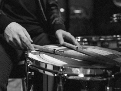 фотосессия для барабанщика